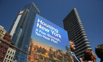 Artists can benefit from New York City's current five-borough ten-year plan for affordable housing.